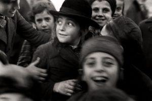 Roman Vishniac fotói a holokauszt előtti közép-európai zsidóságról