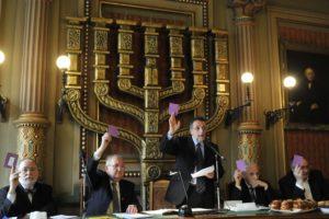 Mély csalódás volt a zsidó szervezetek számára az elmúlt háromnegyed év