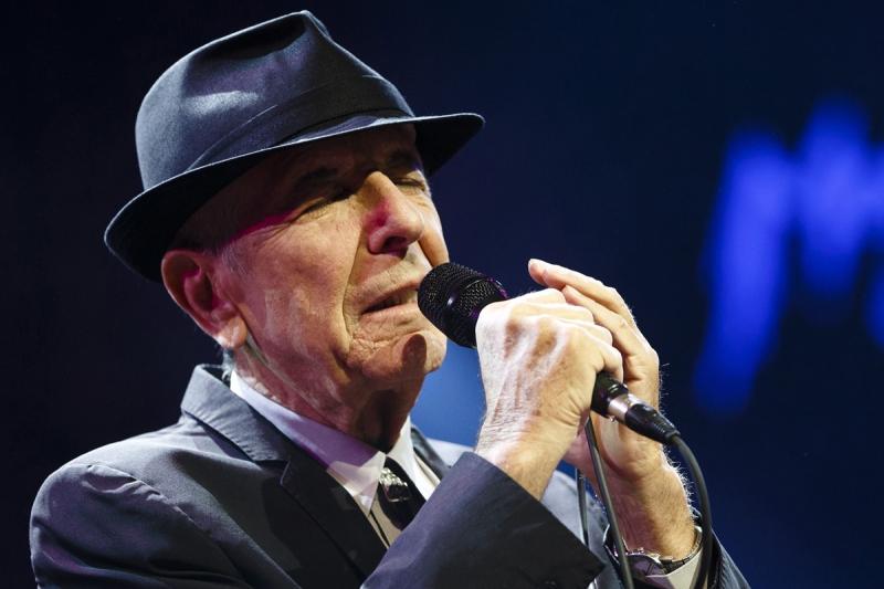 Új stúdióalbumot jelentet meg a 80 éves Leonard Cohen