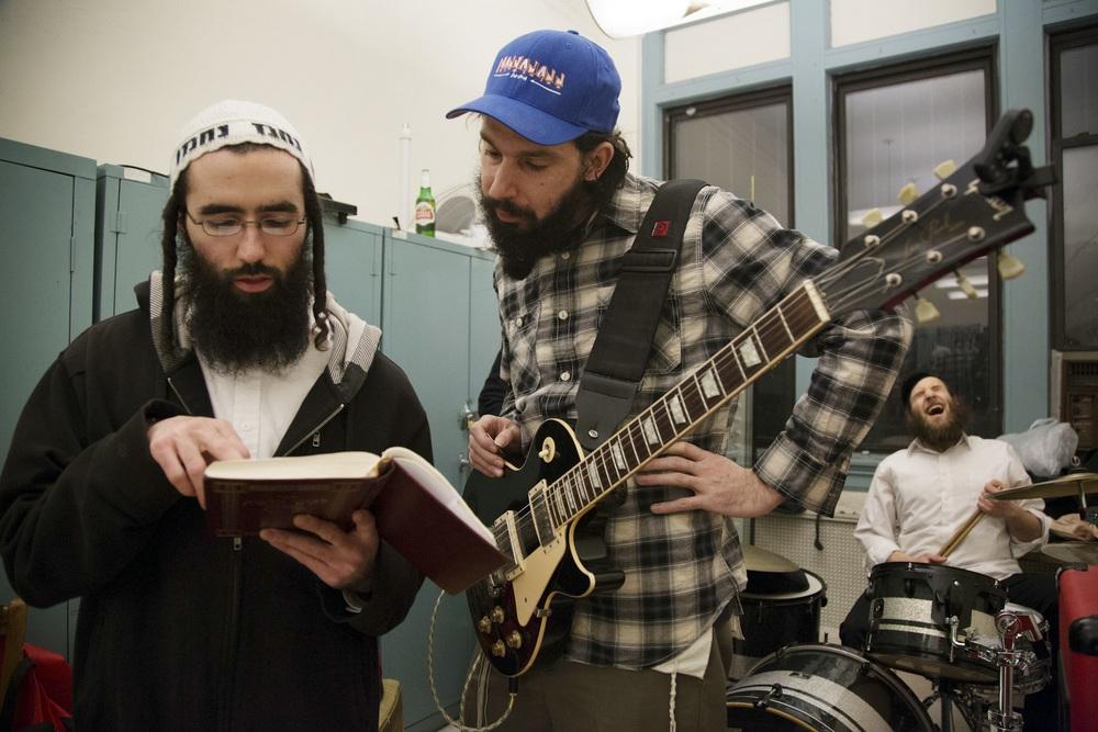 A zsidó vallás, mint punk rock