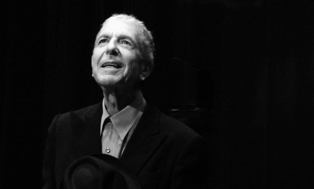 Leonard Cohen 80 éves!
