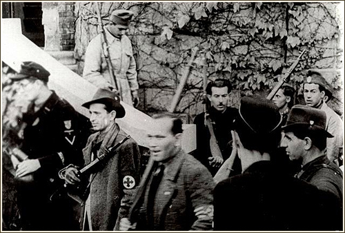 Hétköznapi emberek mentettek zsidókat, majd álltak be a nyilasokhoz