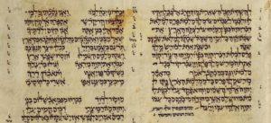 Tóratekercs írás – történelem és hagyomány