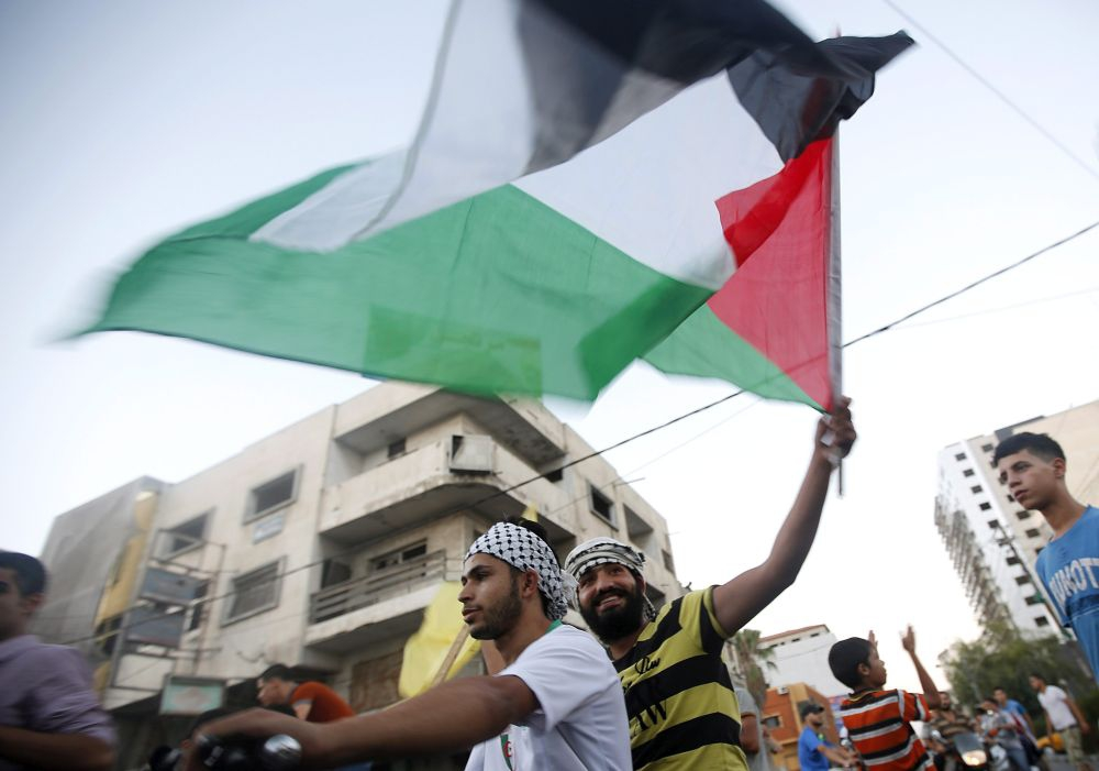Svédország elismeri a palesztin államiságot