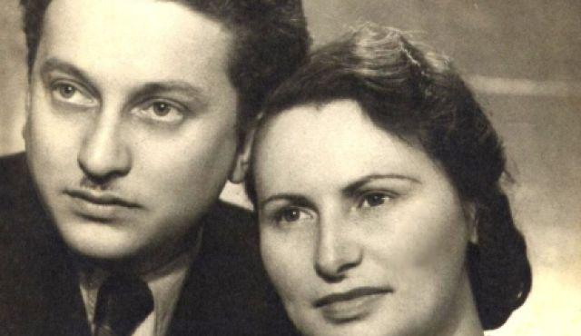 Rebecca és Joseph Bau