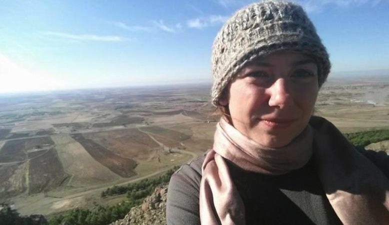 Izraeli-kanadai nő harcol az ISIS ellen
