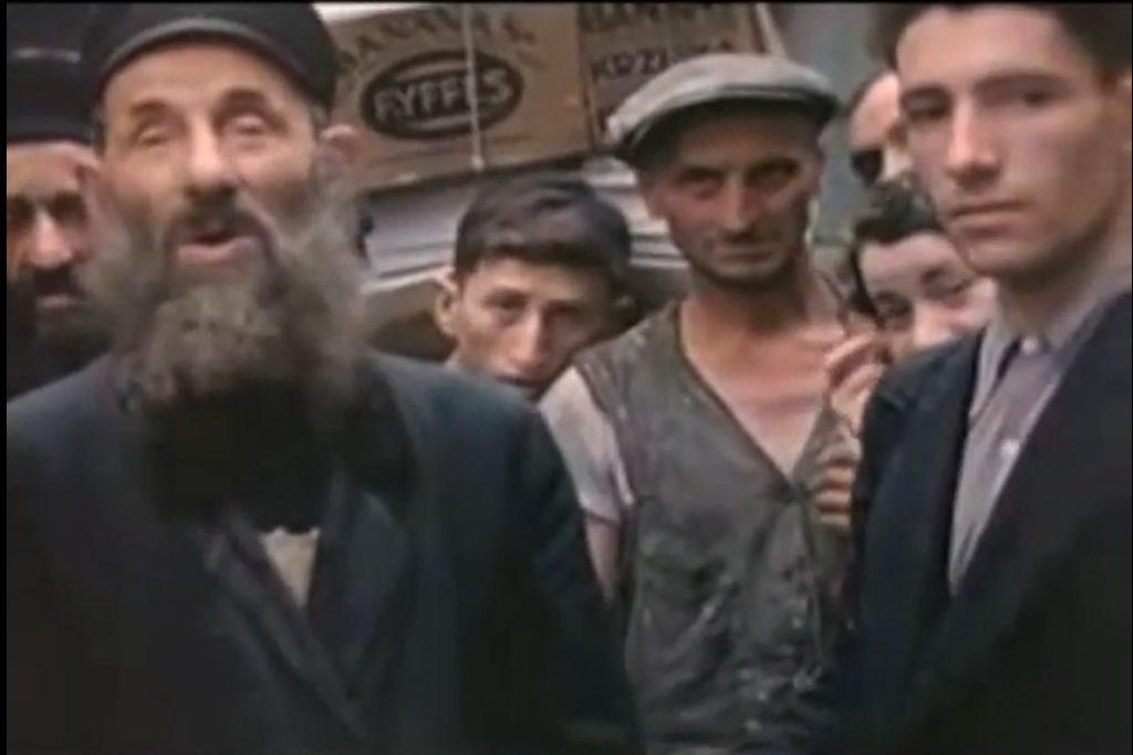 Ritkaság! Színes mozgókép az 1939-es varsói zsidónegyedről