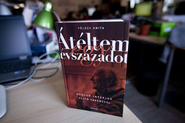 Könyvbemutató Földes Anita: Átéltem egy évszázadot