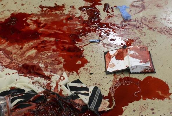 Megemlékezés a jeruzsálemi terror áldozatairól