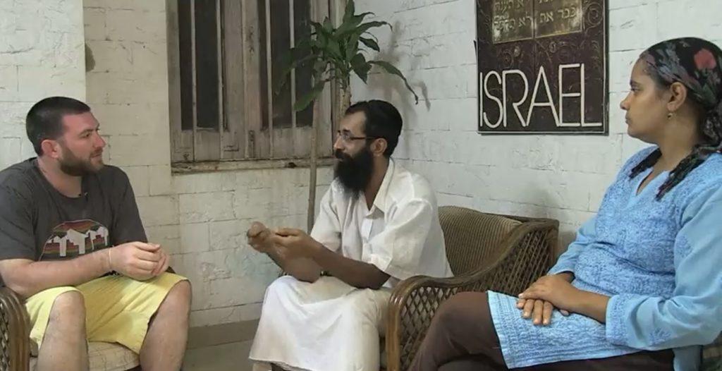 Diaszpóra naplók: indiai zsidók