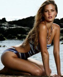 Miért szőkék az izraeli topmodellek?