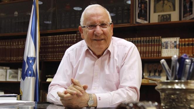Rivlin izraeli elnök a zsidó nemzetállami törvény ellen foglalt állást