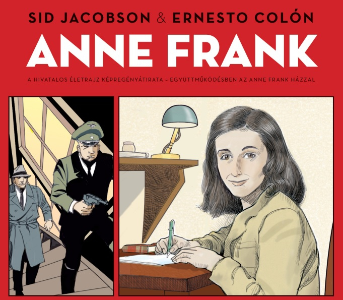 Anne Frank képregényben