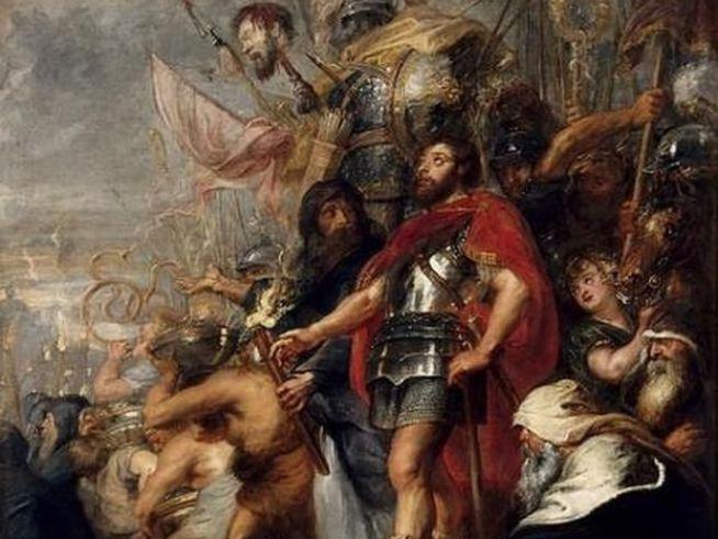 Peter Paul Rubens: Júdás Makkabeus