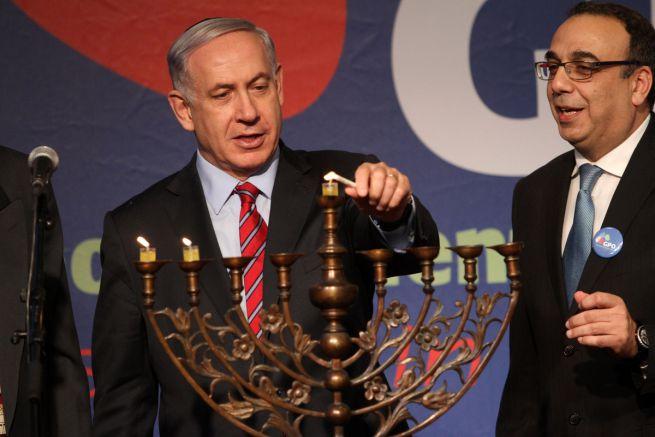 Benjámin Netanjahu izraeli miniszterelnök Jeruzsélemben