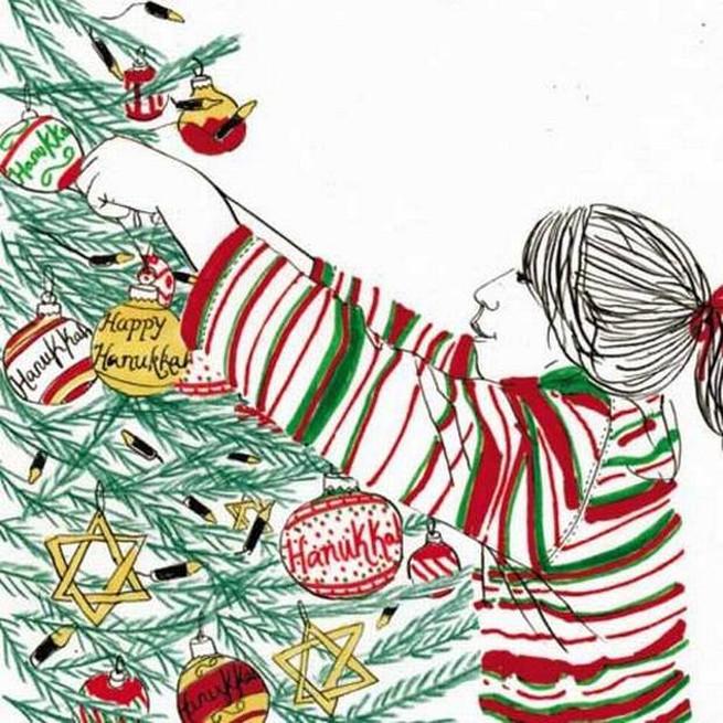 Így lett a hanukából zsidó karácsony