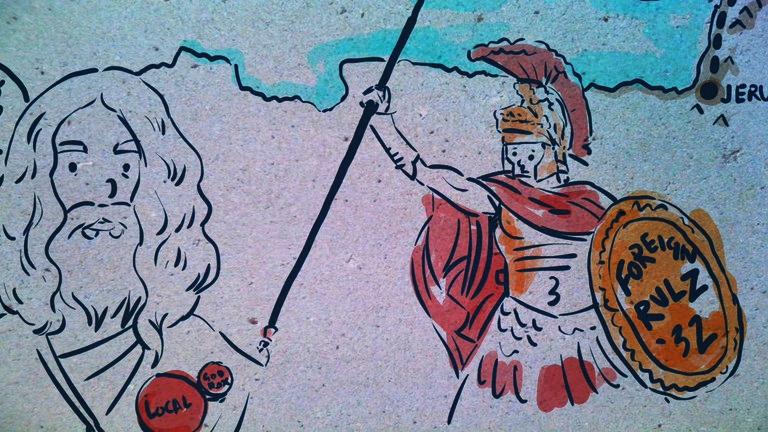 A hanuka eredeti jelentése