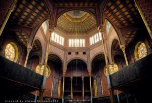 Megegyeztek a zsidó szervezetek a Rumbach zsinagóga felújításáról