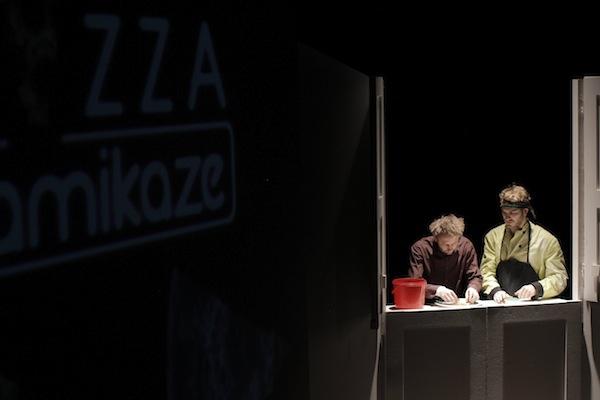 Gólem Színház: Pizza Kamikaze
