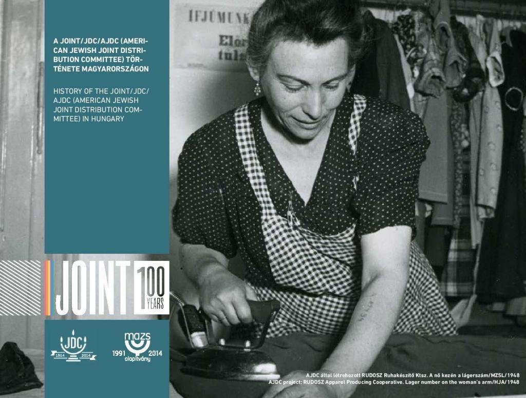 Idén 100 éves a Joint/JDC