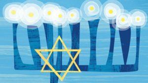Héber Központ hanuka ünnepség