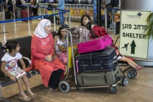 Özönlenek Izraelbe a muszlim turisták
