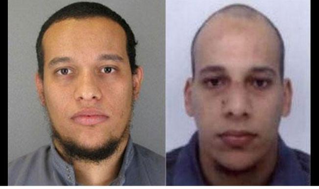 A gyanusítottak, Said és Chérif Kouachi