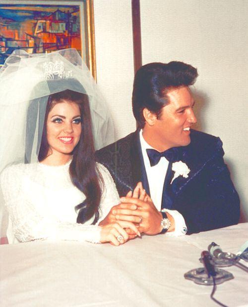 Nyolc évvel megismerkedésük után 1967 ben elvette feleségül Priscillát