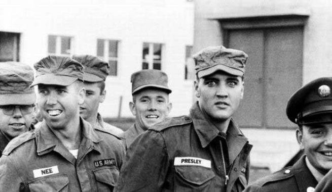 Az amerikai hadseregben