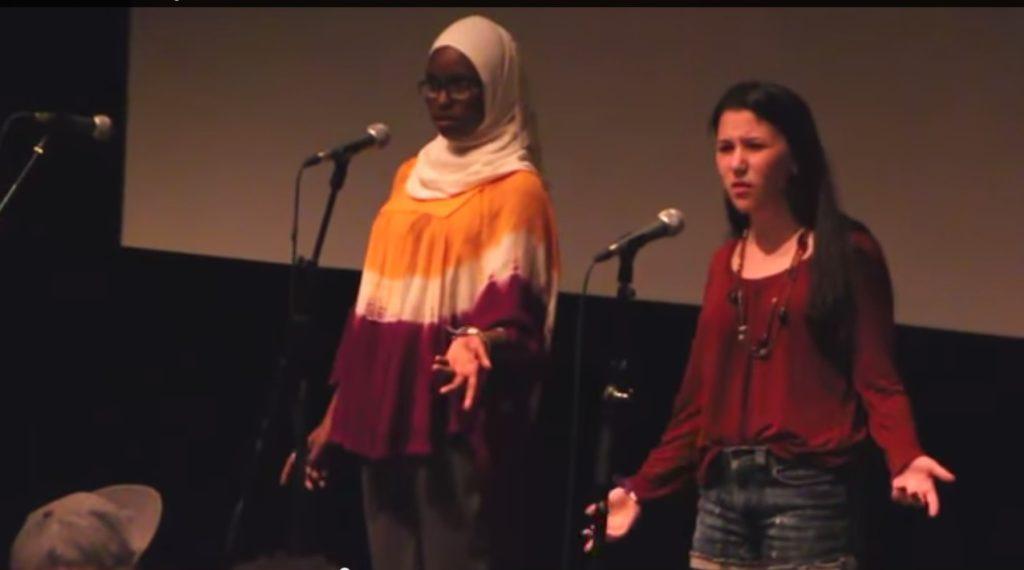 Zsidó-muszlim slam poetry duo a sztereotípiák ellen