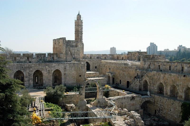Ezen a helyen ítélhették halálra Jézust