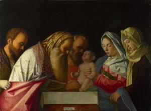 Január 1: Jézus körülmetélésének napja