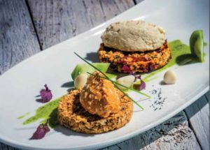 Modern, gourmet, zsidó – Pászka bruschetta