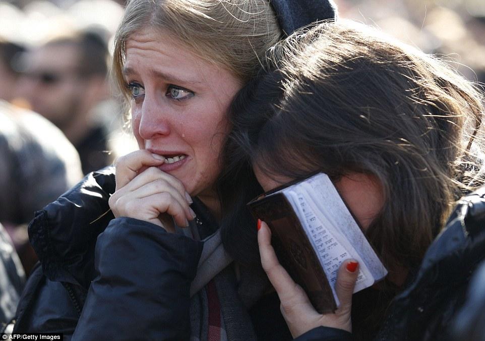 Képgaléria: a kóser bolt áldozatainak temetése Jeruzsálemben