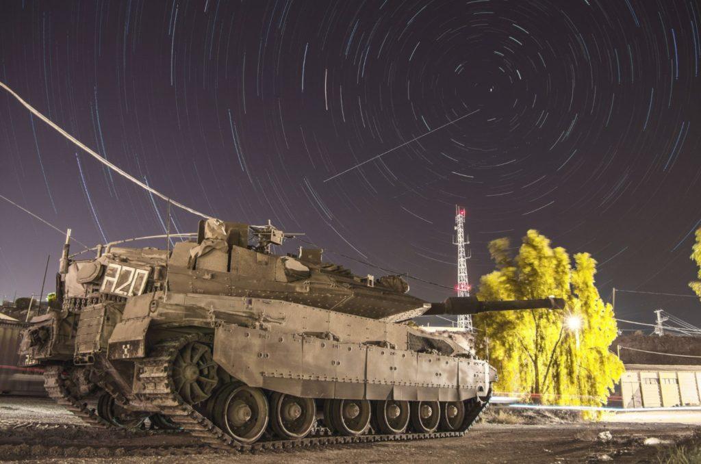 Fotók az izraeli hadsereg 2014-es évéről