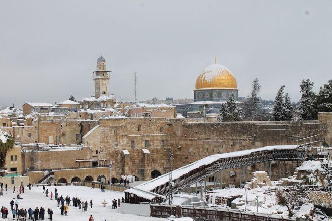 Siratófal Jeruzsálem február 20 péntek