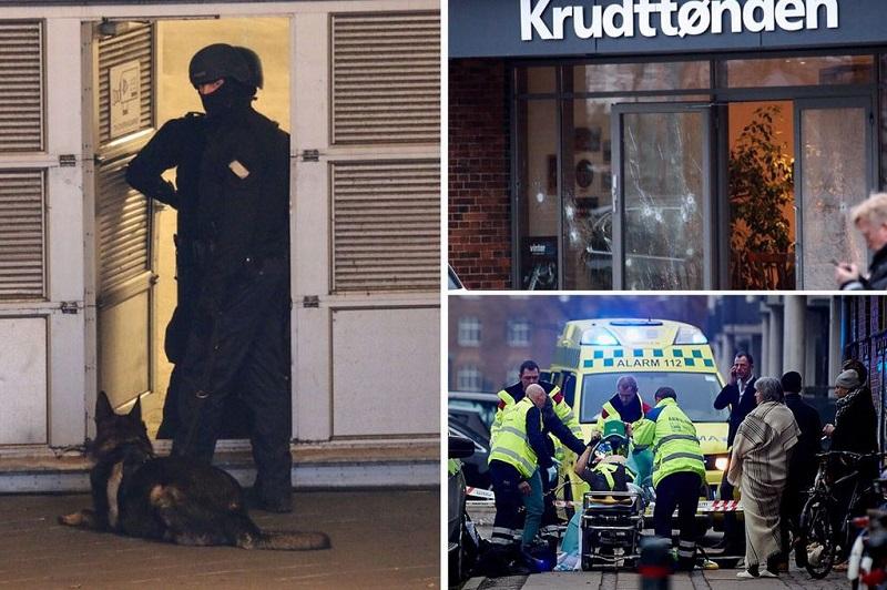 Lelőtték a támadót a koppenhágai kettős merénylet után
