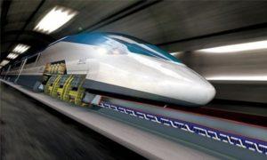 Tel Aviv – Eilat 7 perc alatt: érkezik az első hiperloop Izraelbe?