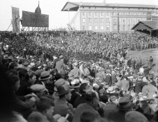 MTK Hungária körúti stadion 1929