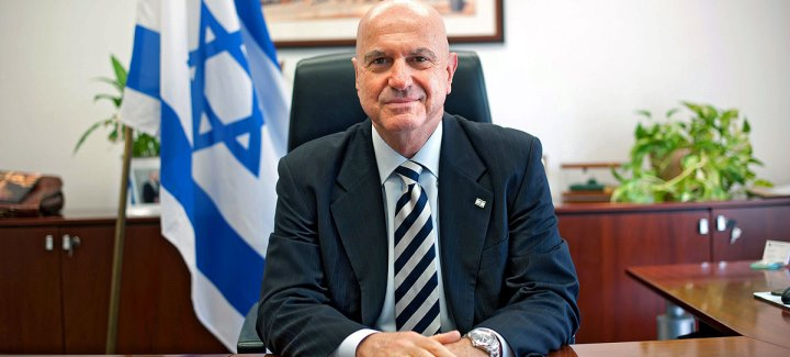 Őexcellenciája Ilan Mor előadása: Israel after the election