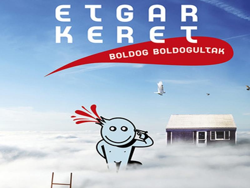 Kiadás előtt a Pizza Kamikaze alapját adó Etgar Keret kisregény