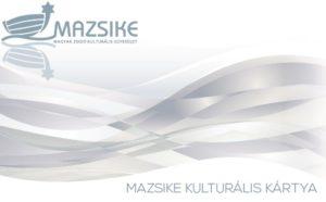 MaZsiKe Kulturális kártya