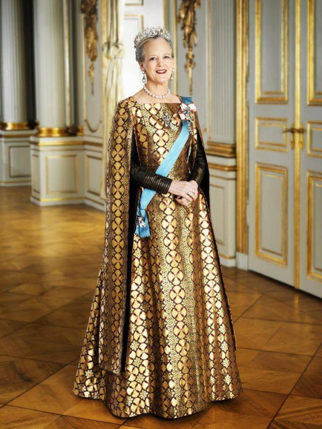II. Margit dán királynő