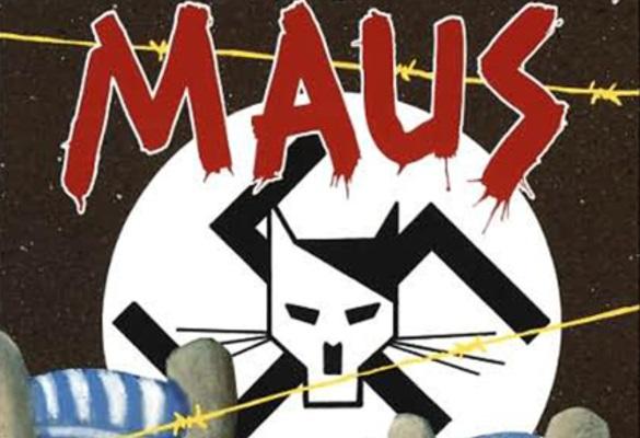 A szvasztika miatt nem árusítható a Maus kultkönyv Oroszországban