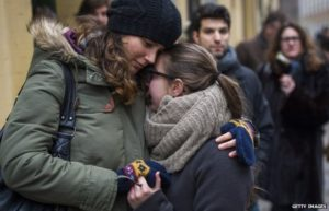 A fiatal európai zsidók a párizsi és a koppenhágai támadások után