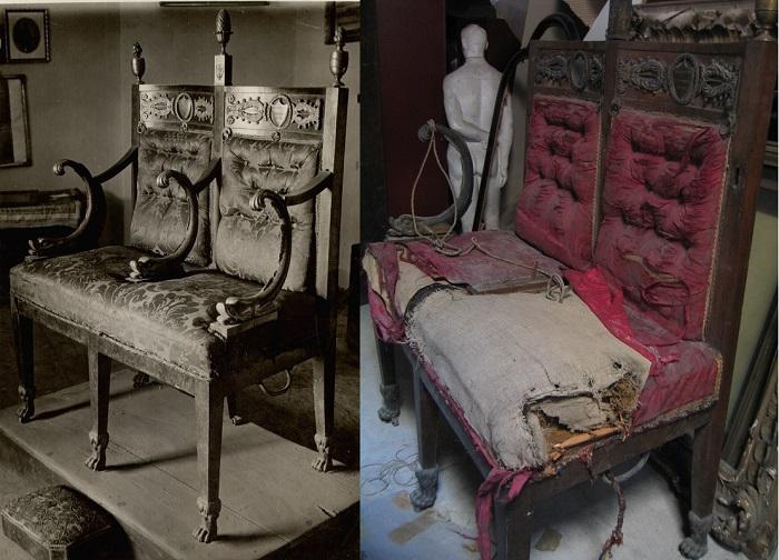 Kettős szék: egy nagyon várt vendég állandó helye