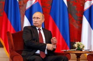 Putyin rákapcsol a Közel-Keleten