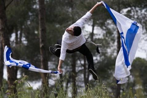 Ma van Izrael függetlenségének napja
