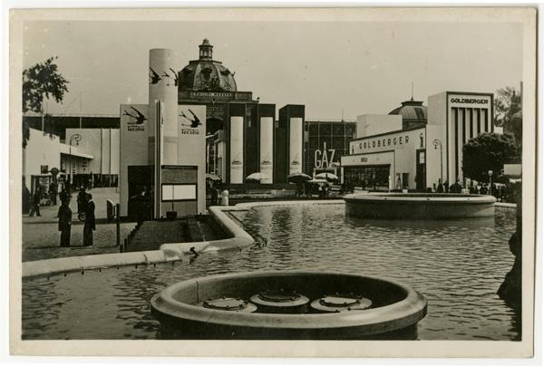 Budapesti Nemzetközi Vásár 1936