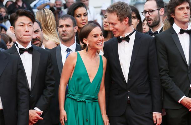 Natalie Portman és Nemes Jeles László